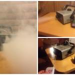 Dūmų mašina Proel miniDrago 900w