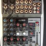 Behringer XENYX-QX1002 Mixer